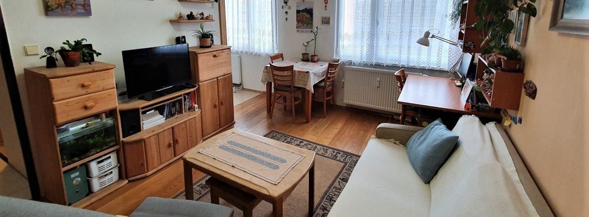 Zajímavý byt 2+kk se samostatnou lodžií (55,40 m²) - Pardubice - Polabiny, Ev.č.: N48939