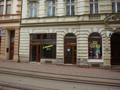 Pronájem, Obchodní prostory, 72m² - Liberec I-Staré Město