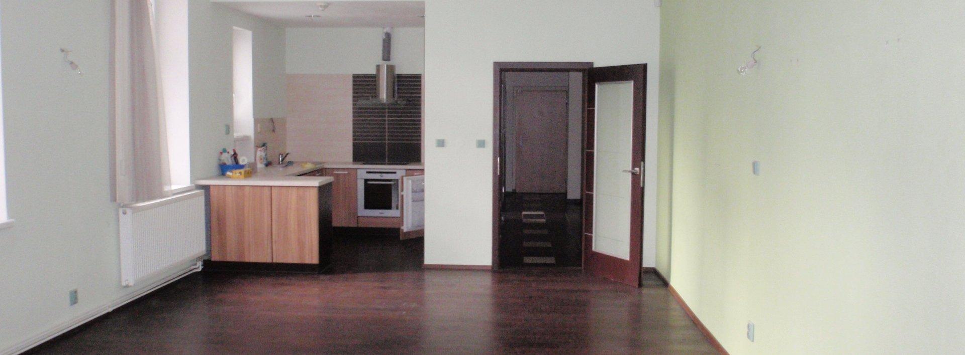 Pronájem bytu 4+kk, 103 m² - Slavíčkova, Liberec III-Jeřáb