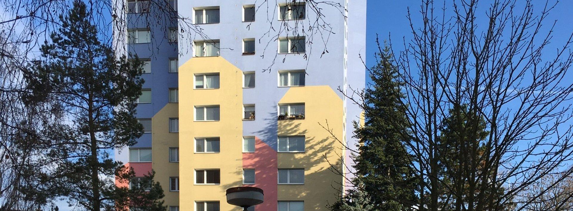 Pronájem nadstandardního bytu 1+kk, 29 m² včetně vybavení, Ev.č.: N48957