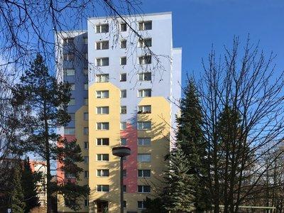 Pronájem, Byty 1+kk, 29m² - Liberec VI-Rochlice