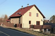 Celkový pohled na dům.