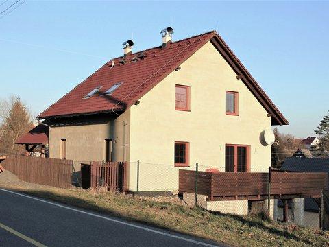 Prodej RD v obci Dětřichov u Frýdlantu