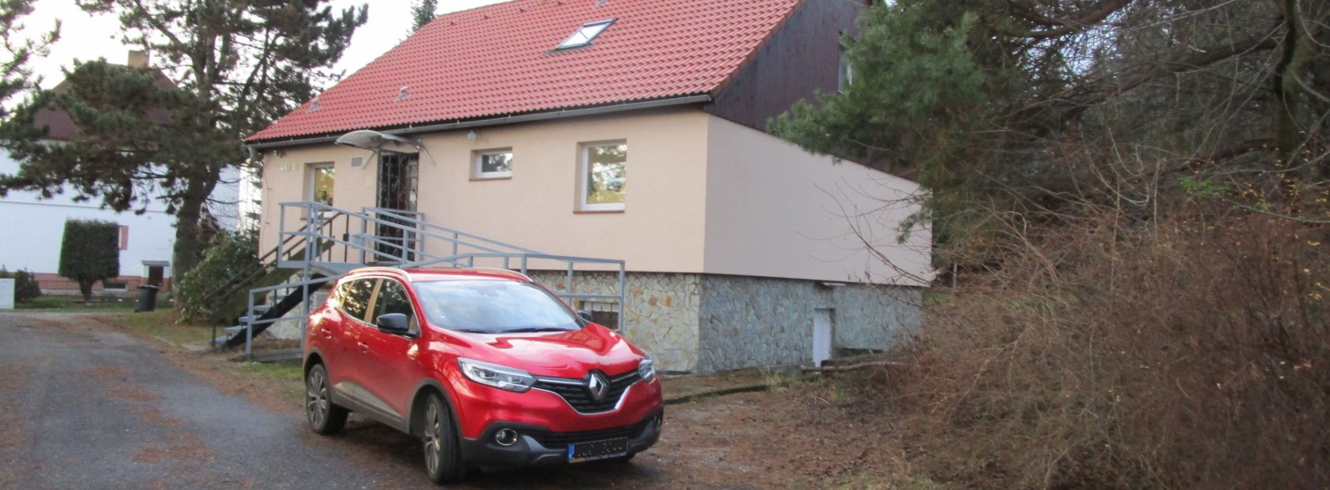 Pronájem kancelářských a provozních prostor v samostatném objektu - Srbská, Liberec XI-Růžodol I, Ev.č.: N48978