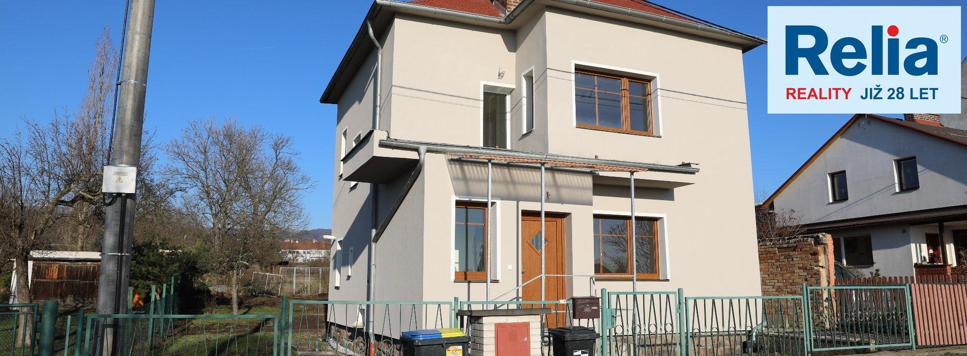 Prodej, Rodinný dům se zahradou, 581 m², ul. Mstišovská, Dubí.