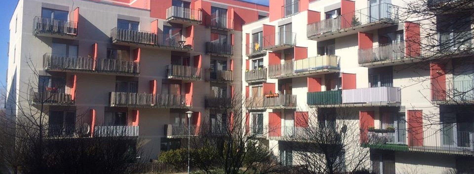 Pronájem hezkého bytu 1+kk, ul. Hedvábná, Liberec - Rochlice