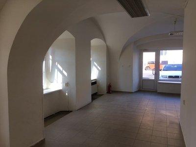 Pronájem, Obchodní prostory, 50m² - Rumburk 1