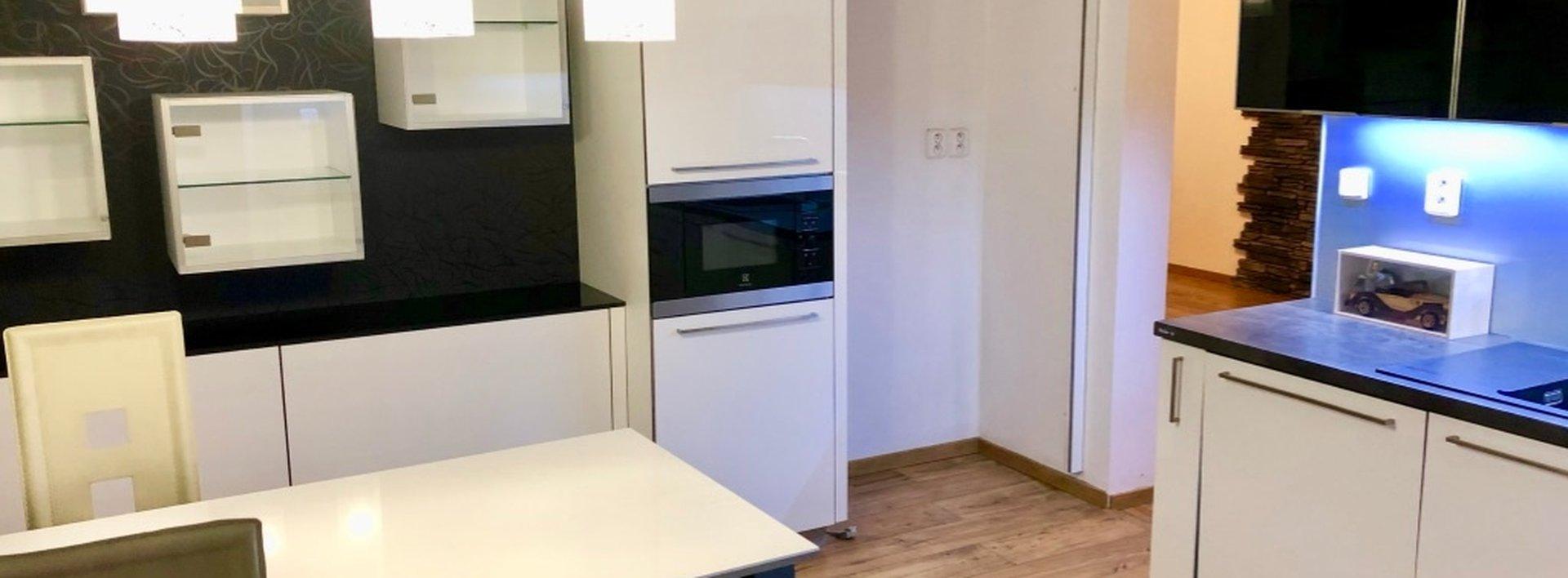 Prodej bytu 3+1 s 2 balkony a garáží - Liberec, ul. Nádvorní, Ev.č.: N49040