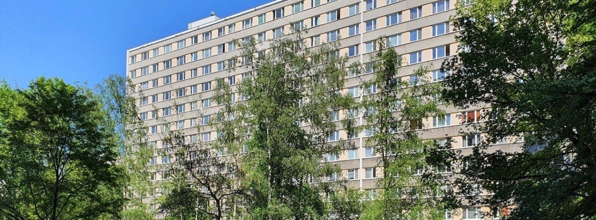 Pronájem bytu 2+kk se samostatnou lodžií (55,40 m²) - Pardubice - Polabiny, Ev.č.: N49042