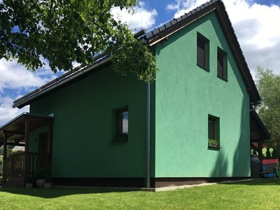 Prodej, Rodinné domy, 83m² - Nová Ves - Nová Víska