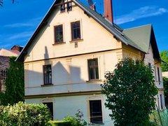 Prodej bytu 2+1 v cihlovém domě se zahradou v Liberci