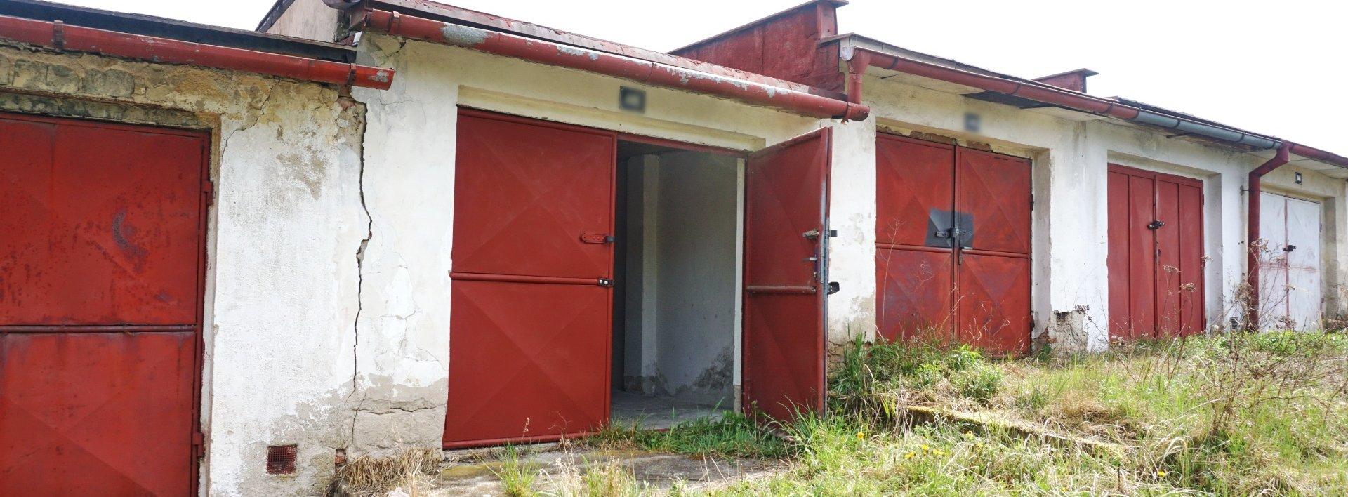 Prodej řadové garáže  20m² - Mimoň I - rezervace, Ev.č.: N49046
