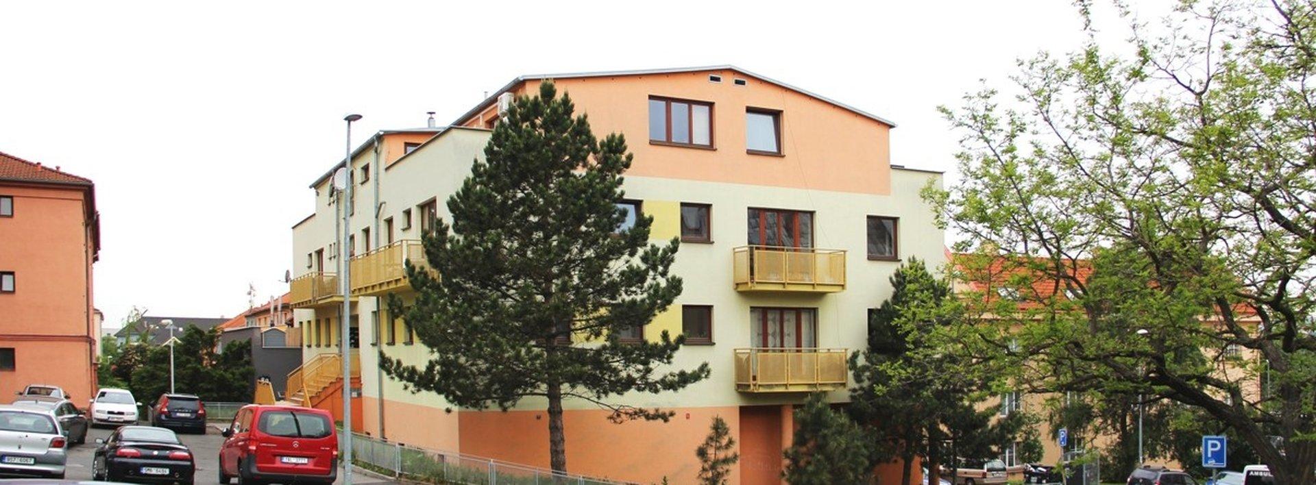 Prodej bytu 2+1 s velkorysou terasou , 120 m²
