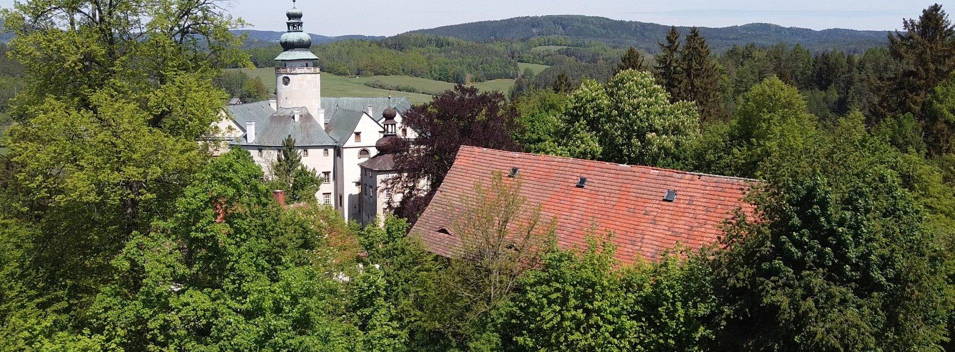 Barokní špýchar u zámku Lemberk, Ev.č.: N49059