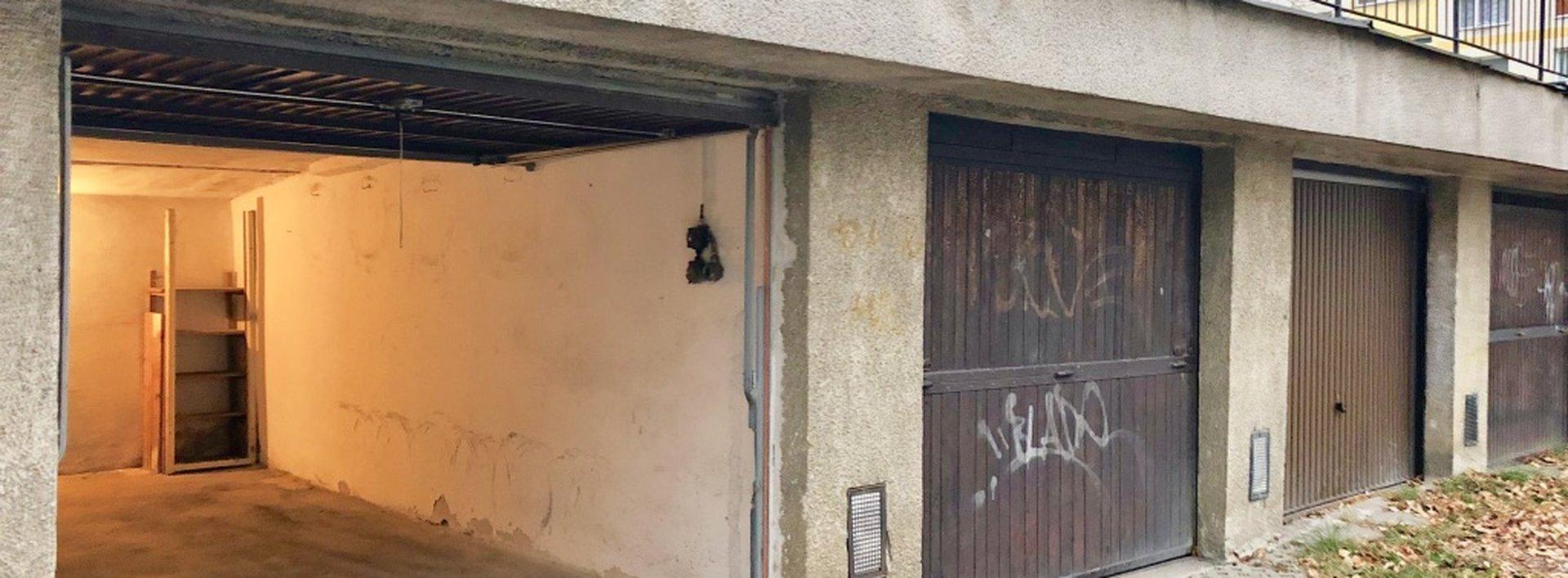 Pronájem garáže, 19 m² - Liberec, ul. Františkovská, Ev.č.: N49063