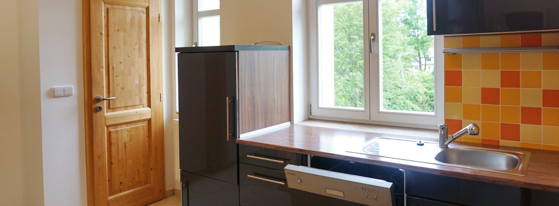 Pronájem velmi pěkného bytu 2+1, 55 m² - Lidové sady Liberec, Ev.č.: N49069