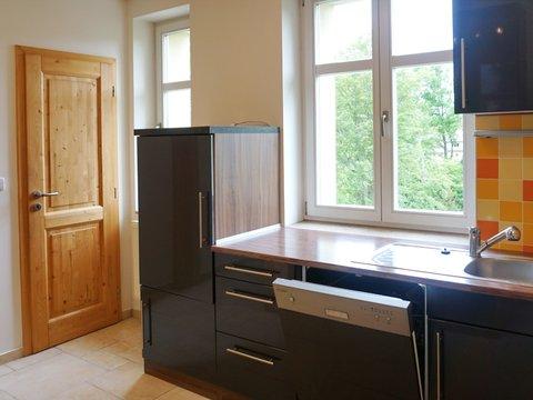 Pronájem velmi pěkného bytu 2+1, 55 m² - Lidové sady Liberec