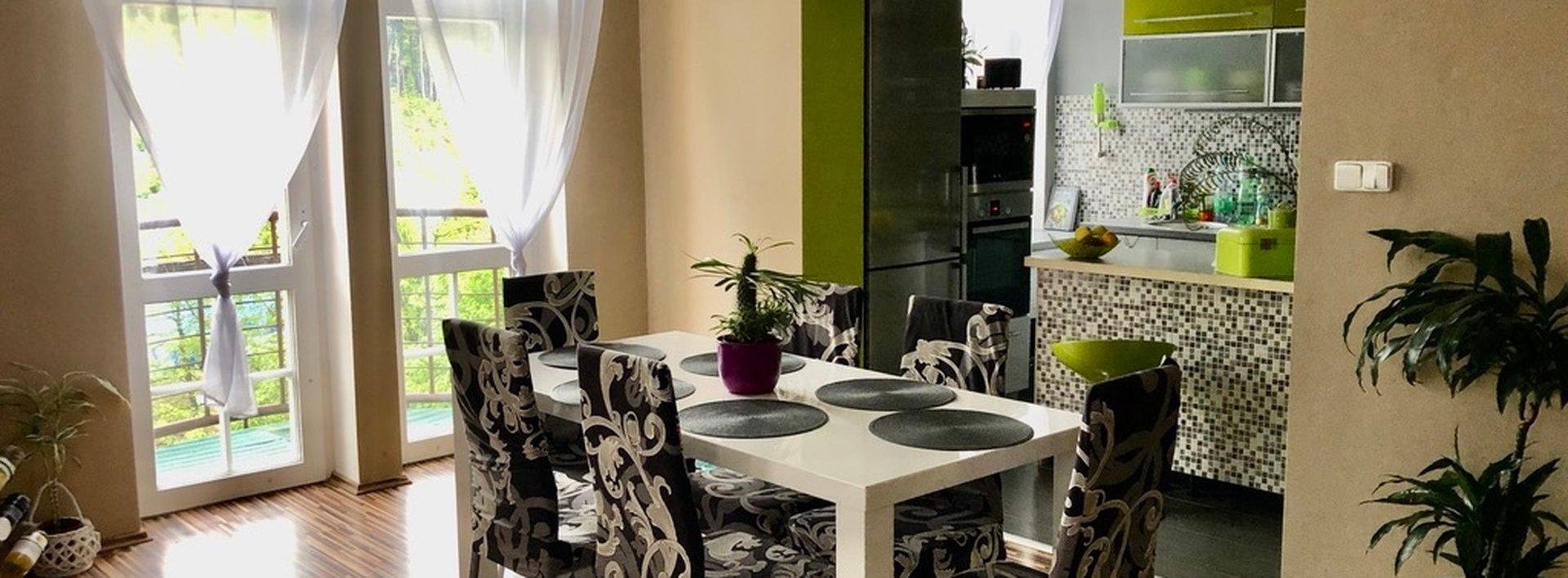 Prodej bytu 4+1 s balkónem, 119 m² + garáž - Jablonec n/N.- Mšeno, Ev.č.: N49070