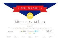 Málek_Diplom RR - 2mistoČR