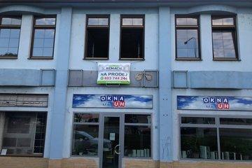 Prodej, Obchodní prostory, 528m² - Uherské Hradiště - část obce Uherské Hradiště