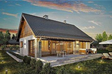 Prodej, Rodinný dům, 100  m² + zahrada 1190 m²  - Záměl ( Rychnov n.K. 9 km, Ústí n.O. 16 km, Hradec Králové 38 km, Pardubice 44 km, ŠkodaAuto Kvasiny 15 km )