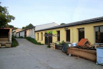 Pronájem, Výrobní hala-dřevovýroba, 700m² - Sazovice