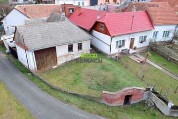 Prodej, rodinný dům 121 m², pozemek 195 m2 - Boršice