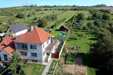Prodej, rodinný dům 210 m², pozemek 3418 m² - Uherské Hradiště, ulice Vinohradská
