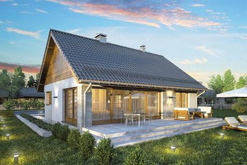 Prodej, Rodinné domy, 75m² - Vlčice  ( Pec pod Sněžkou 20 km , Hradec Králové 50 km )