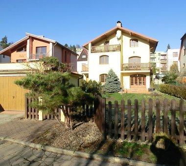 Prodej, Vila, 497m² - Luhačovice