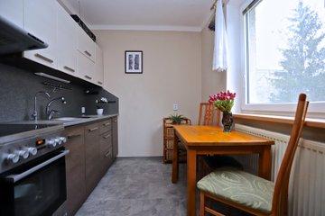 Pronájem, byt 3+1 + parkovací místo, 77m², Uherské Hradiště, ulice Zahradní