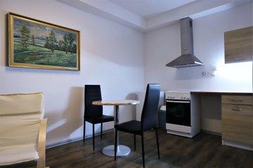 Pronájem, byt 1+kk, 34,16 m² - Uherské Hradiště, centrum