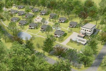 Prodej developerského projektu Smraďavka - realizace rekreačního střediska, 10438m2