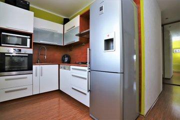 Pronájem, byt 2+1, 52 m² - Uherské Hradiště, ulice Svatováclavská