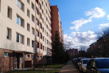 Prodej, byt 2+1, 46m², Zlín