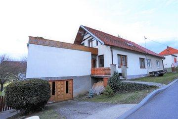 Prodej rodinného domu, 300 m, Bojkovice, Pozemek 599 m