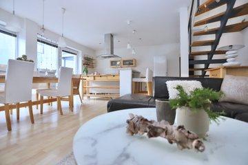 Pronájem, byt 3+kk, 146m² - Staré Město