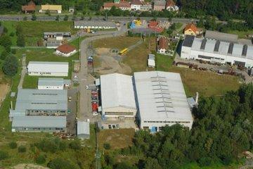 Prodej, Sklady,Výrobní areál,Logistické centrum 14000m² - Vizovice