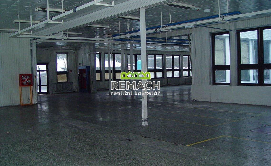 výrobní areál Slušovice 2