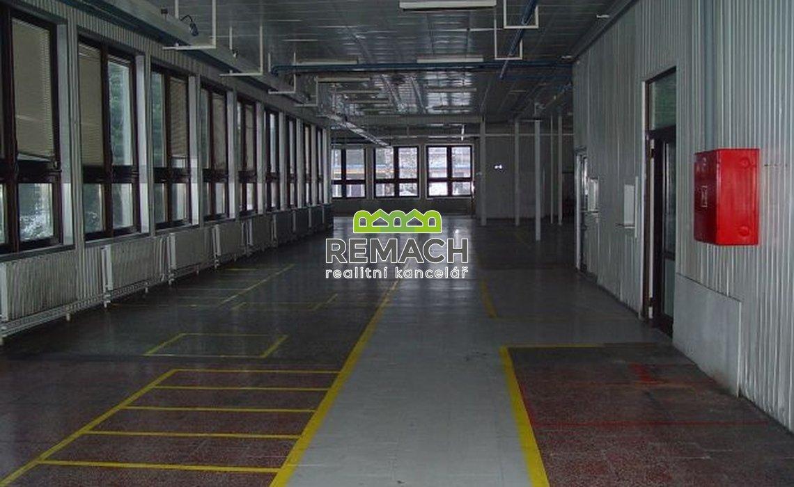 výrobní areál Slušovice 1