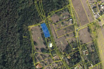 Prodej, pozemek, rozloha 687 m2, Buchlovice