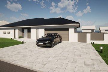 Prodej, rodinný dům 5+kk 210 m², pozemek 804 m², Nivnice