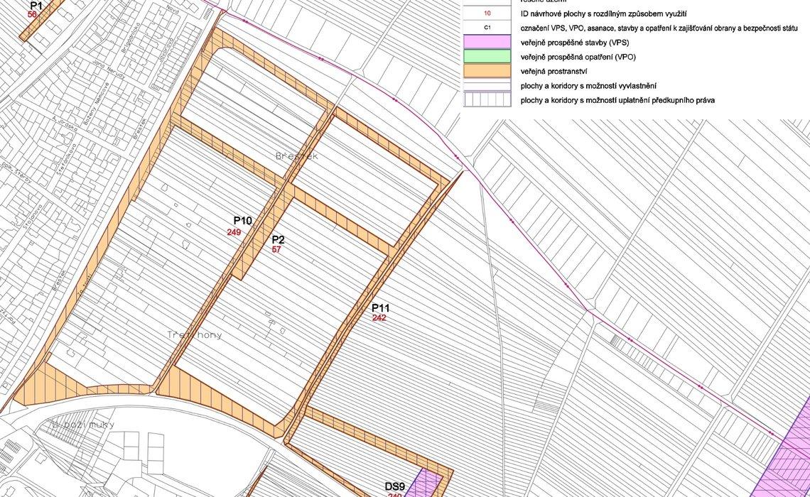 Územní plán 7