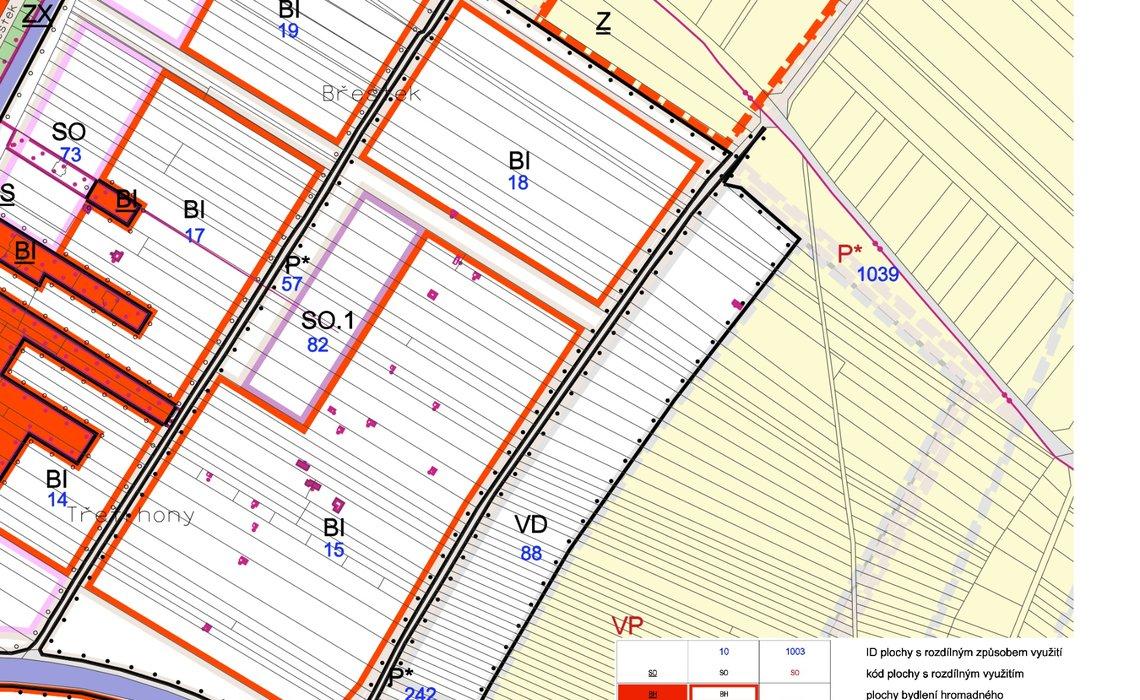 Územní plán 2