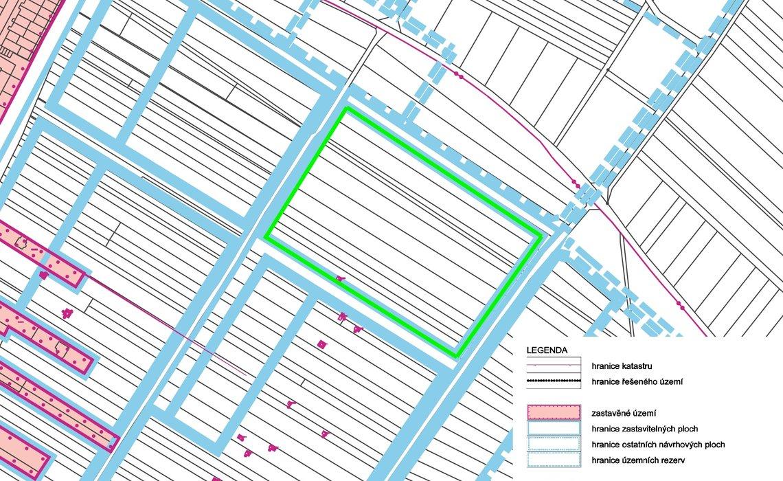 Územní plán 1