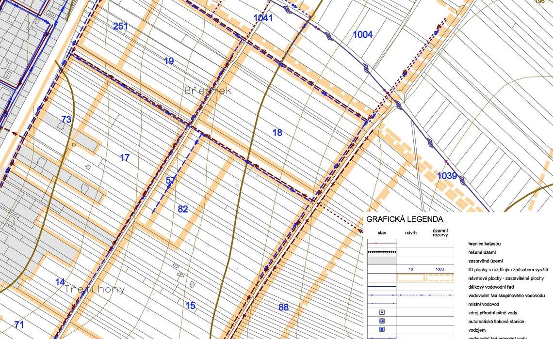 Územní plán 4
