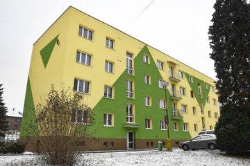 Prodej, Byty 2+1 56m² + garáž 20m²  - Rychnov nad Kněžnou ( ŠkodaAUTO Kvasiny 6 km, Hradec Králové 36 km, Pardubice  44 km, Skiareál Říčky 19 km, Náchod 33 km, Ústí nad Orlicí 25 km )