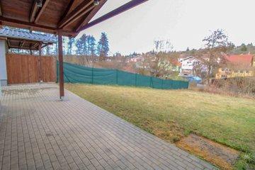 Prodej RD se zahradou 5+kk - Popůvky u Brna