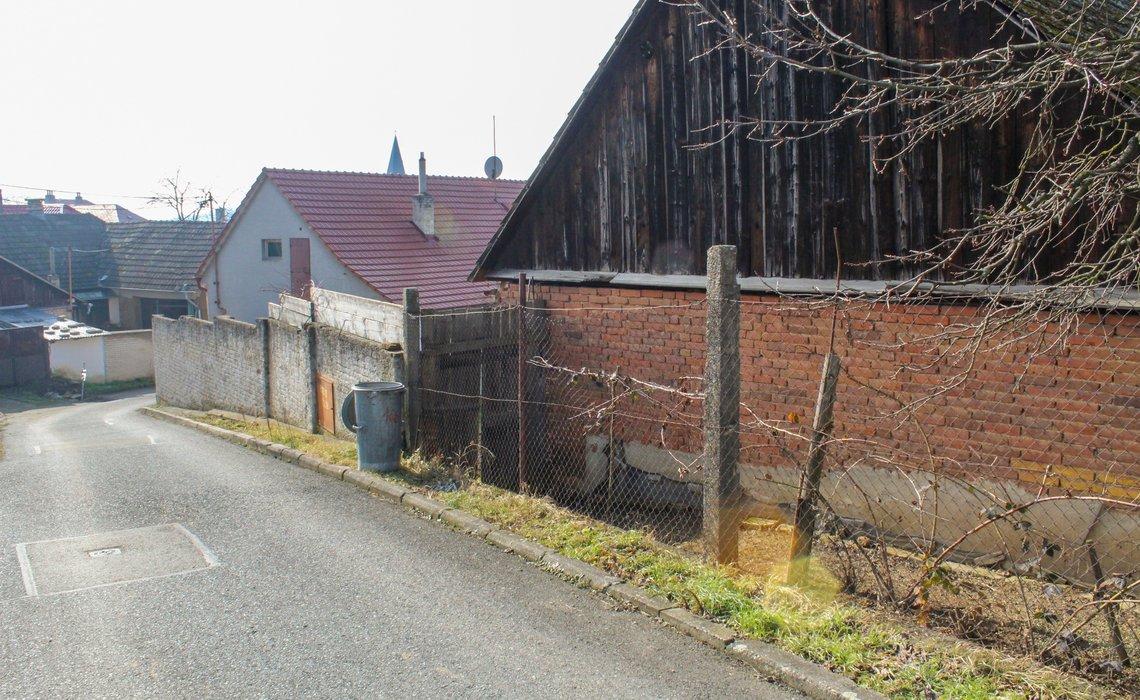 od stodoly