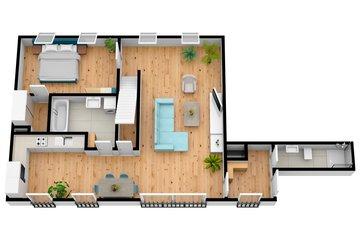 Prodej, byt 4+kk, 137 m², Uherské Hradiště, ulice Rostislavova